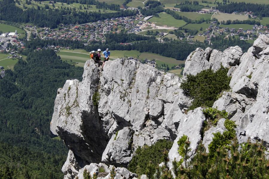 Klettersteig Bad Ischl : Www.inntranetz.at Überschreitung katergebirge salzkammergut